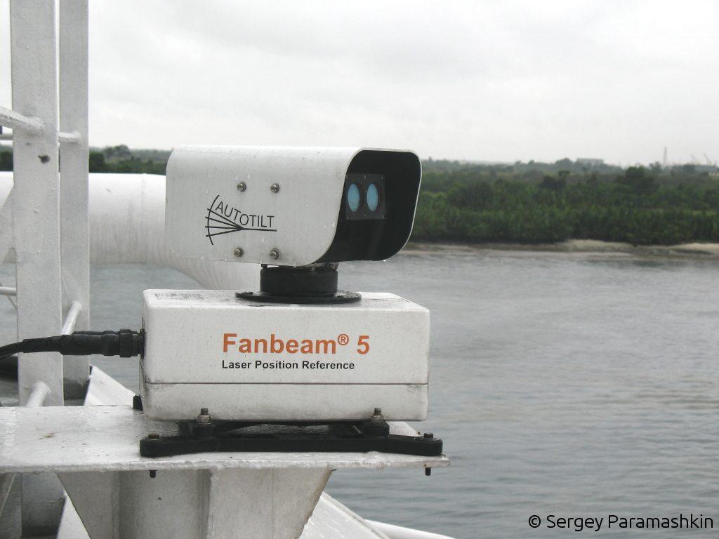 Fanbeam5 sensor